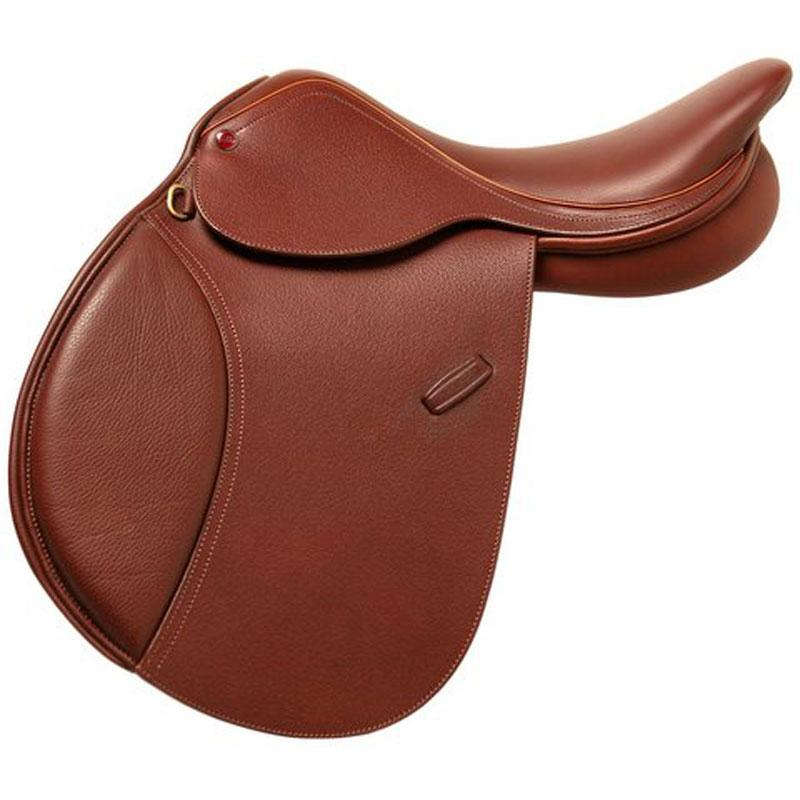 Tango Oak Leather Saddle by Pringamoza